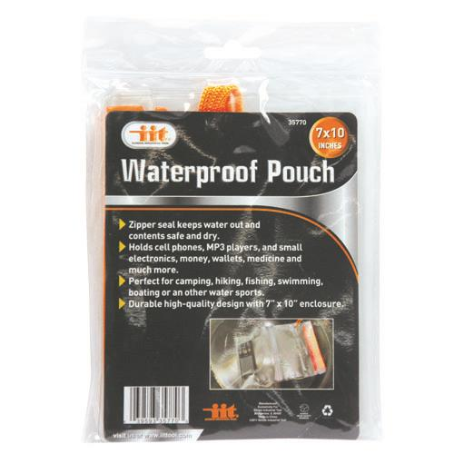 Wholesale Waterproof Pouch