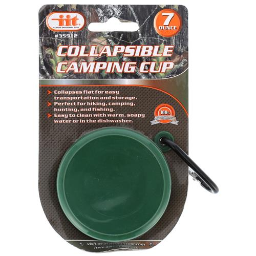 Wholesale COLLAPSIBLE CAMPING CUP