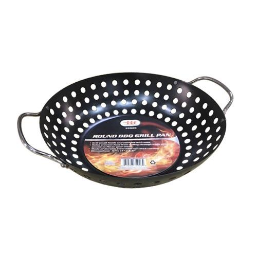 Wholesale ROUND BBQ GRILL PAN