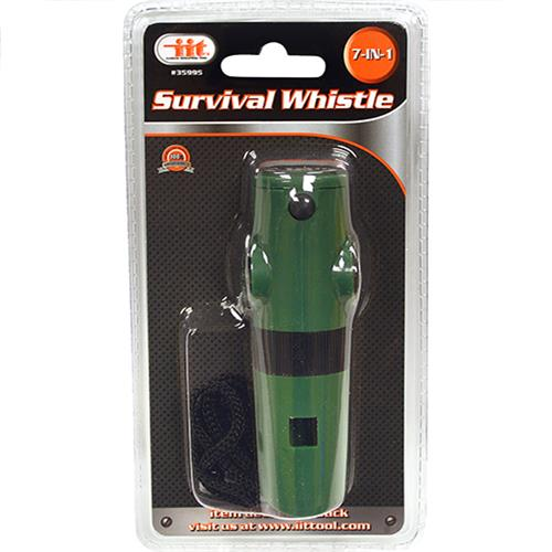 Wholesale 7-IN-1 Survival Whistle