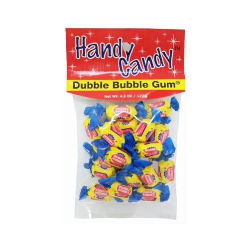 Wholesale HANDY CANDY DOUBLE GUM 24 PER CASE 4.5 OZ BAG