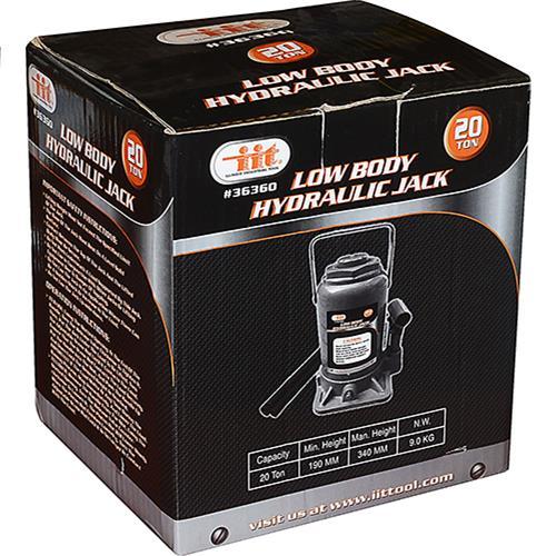 Wholesale 20 Ton Low Profile Hydraulic Bottle Jack
