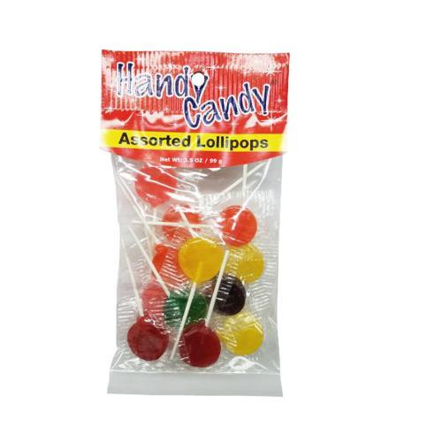 Wholesale HANDY CANDY FRUIT SLICES 24 PER CASE 3.5 OZ BAG