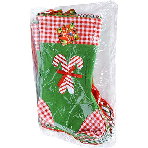 Wholesale Premium Felt Stocking 18""