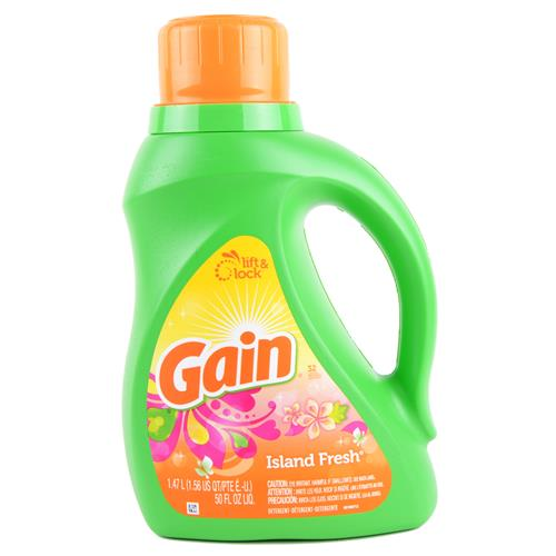 Wholesale Gain Liquid Detergent Island Fresh 32 Loads