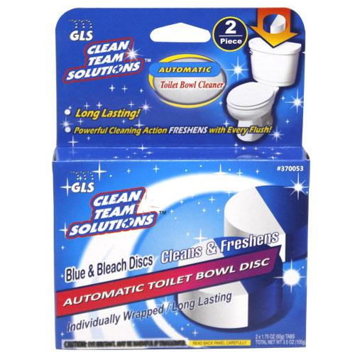 Wholesale 2pc AUTOMATIC TOILET BOWL DISC