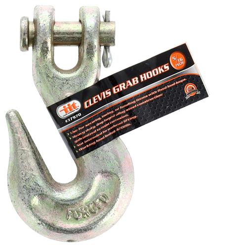 "Wholesale 5/16"" Clevis Grab Hooks"