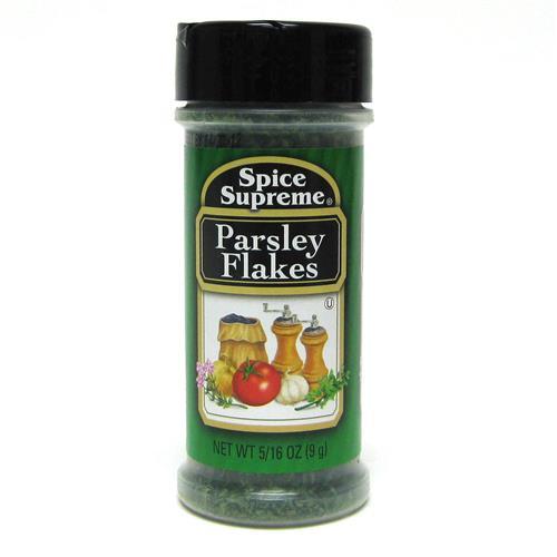 Wholesale Spice Supreme Parsley Flakes