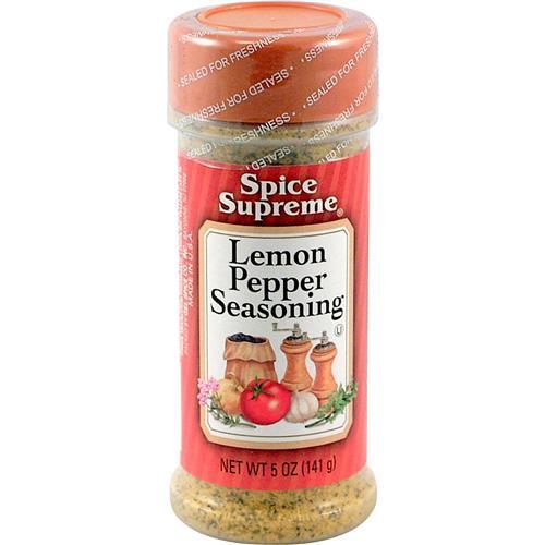 Wholesale Spice Supreme Lemon Pepper Seasoning