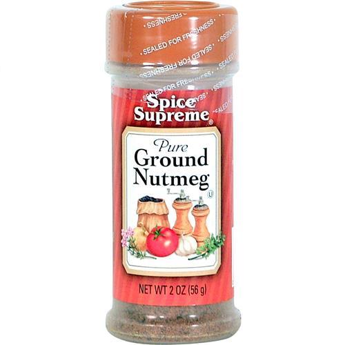 Wholesale Spice Supreme Ground Nutmeg