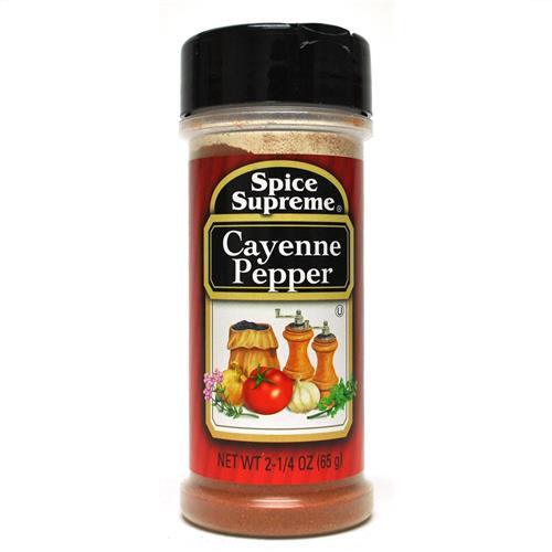 Wholesale Spice Supreme Cayenne Pepper