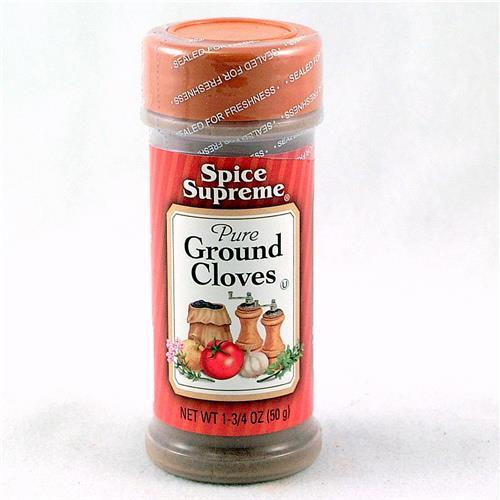 Wholesale Spice Supreme Ground Cloves
