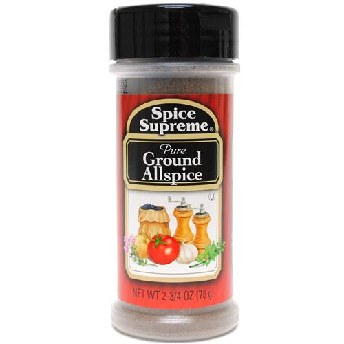 Wholesale Spice Supreme Ground Allspice