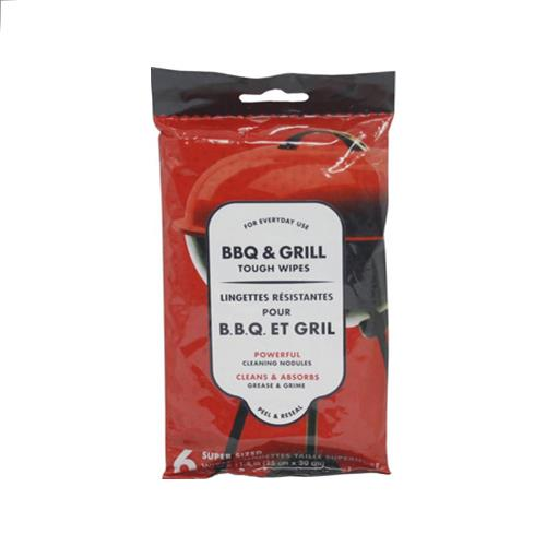 Wholesale BBQ TOUGH WIPES