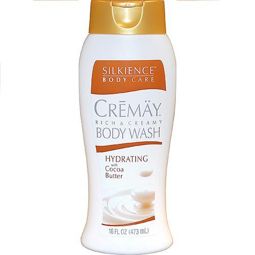 Wholesale 16oz Silkience Creamy Body Wash Hydrating