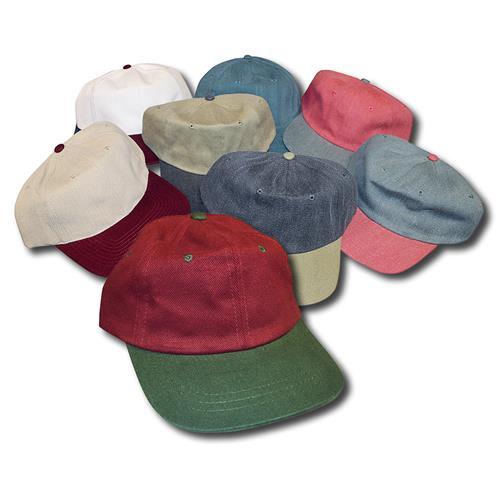 Wholesale Baseball Caps - Assorted within master case
