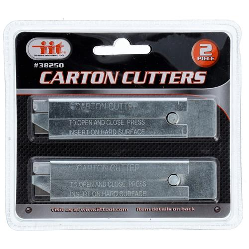 Wholesale 2PC Carton Cutters