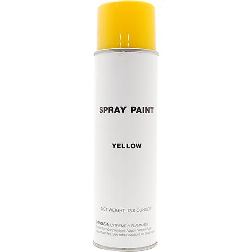 Wholesale SPRAY PAINT YELLOW INVERTED 13