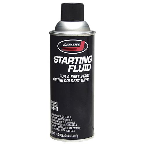 Wholesale Johnsens Starting Fluid Aerosol