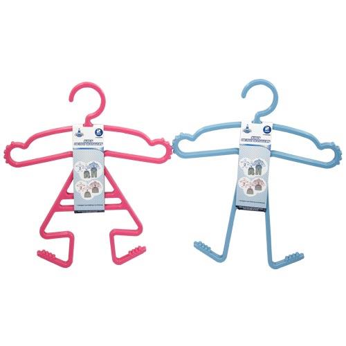 Wholesale 2pc KID'S OUTFIT HANGERS