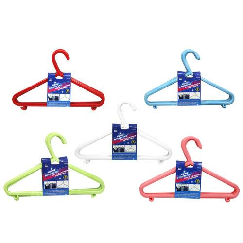 Wholesale 8pk KID'S CLOTHES HANGERS
