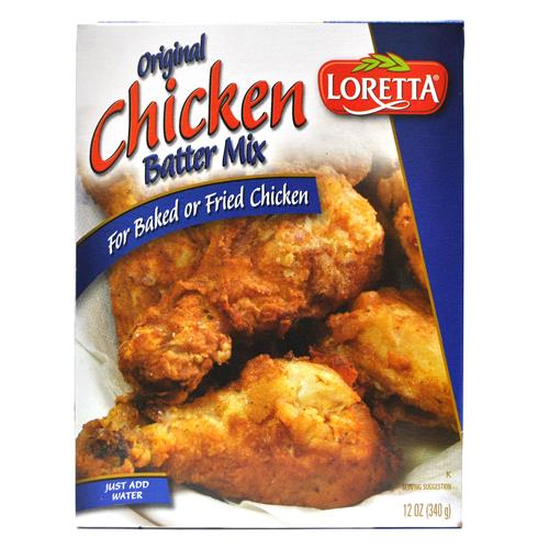 Wholesale Loretta Original Chicken Batter