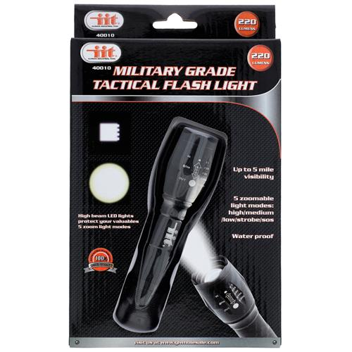 Wholesale MILTIARY GRADE TACTICAL FLASHL