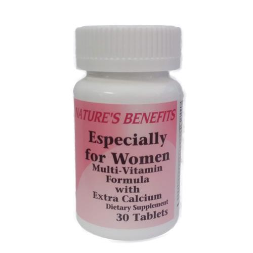 Wholesale N Benefits Especially for Women Multi-Vitamin with Extra Calcium (Exp 9/20)