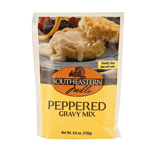 Wholesale SouthEastern Mills Old Fashion Pepper Gravy