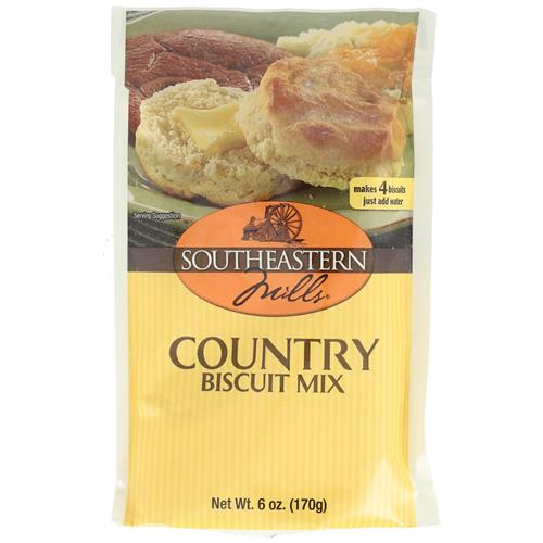 Wholesale SouthEastern Mills Country Biscuit Mix 6oz