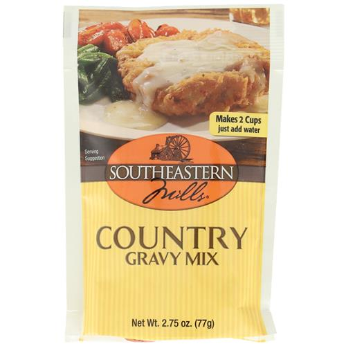 Wholesale SouthEastern Mills Country Gravy Mix