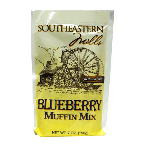 Wholesale Southeastern Mills Blueberry Muffin Mix in Shipper