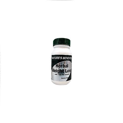 Wholesale Nature's Benefits Super Herbal Weight Loss
