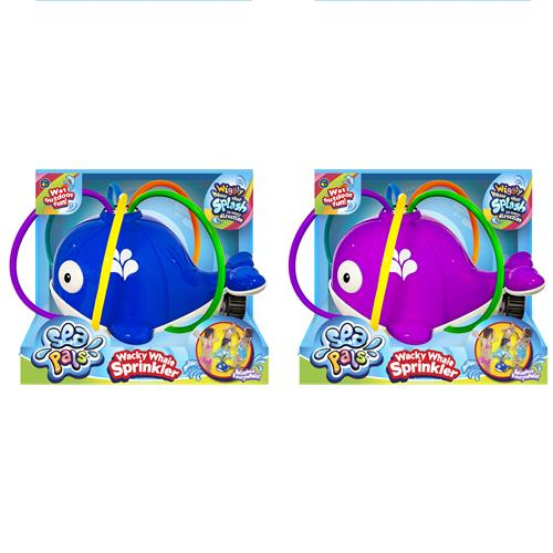 Wholesale WHACKY WHALE SPRINKLER WIGGLY HOSES