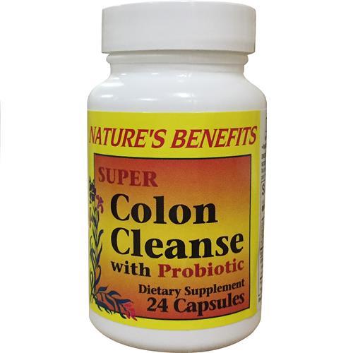 Wholesale Nature's Benefit Colon Cleanse w/acidophilus