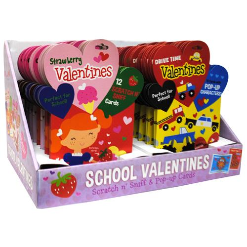 Wholesale Valentines Day - Greetings - Cards - School