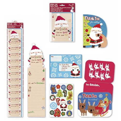 Wholesale CMAS WISH LIST PACK- LETTER,TH