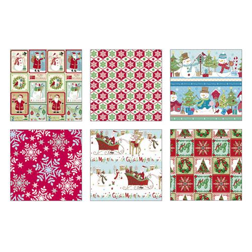 "Wholesale 40 SQFT CMAS WRAP 16'x30"" 6 ASST DESIGNS- CLASSIC"