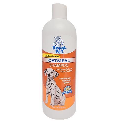 Wholesale Royal Pet Oatmeal Conditioning Shampoo Vanilla