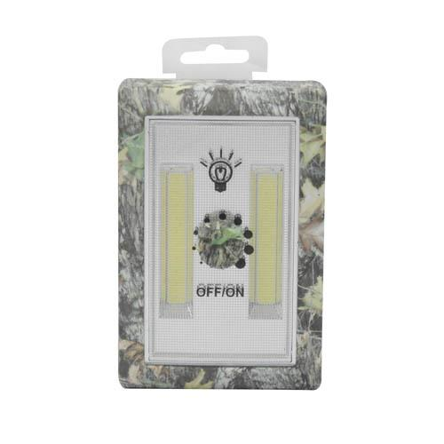Wholesale COB CAMO NIGHT LIGHT WALL SWIT