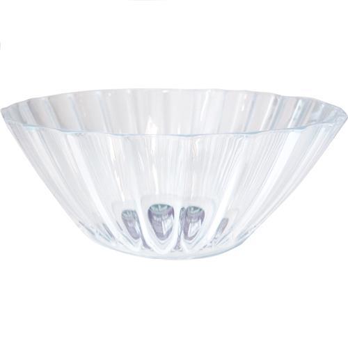 Wholesale Crystal Valueware Wavy Bowl