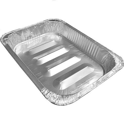 Wholesale Foil Large Rectangular Roaster -16.7x12.7x3""