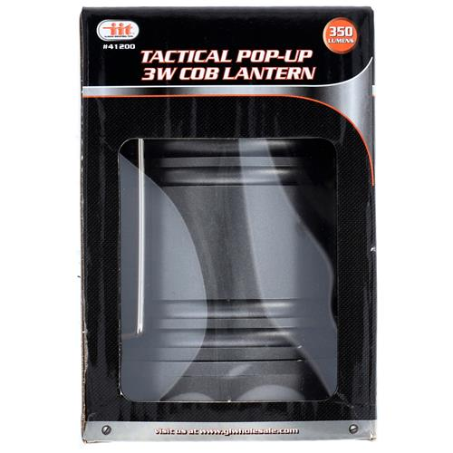 Wholesale TACTICAL POP-UP COB LANTERN