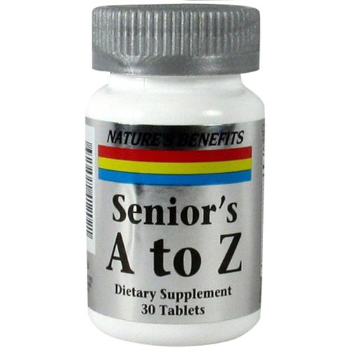 Wholesale N Benefits A to Z for Seniors