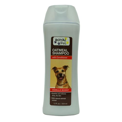 Wholesale Royal Pet Oatmeal Conditioning Shampoo Vanilla