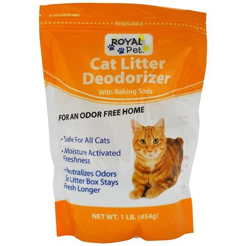 Wholesale Royal Pet Cat Litter Deodorizer with Baking Soda