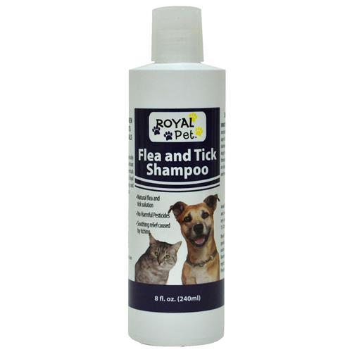 Wholesale Royal Pet Flea and Tick Shampoo