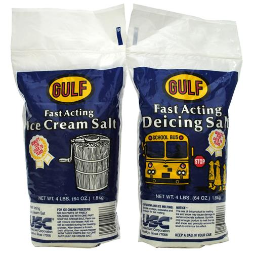 Wholesale Gulf Fast Acting DrIving De-Icing Salt