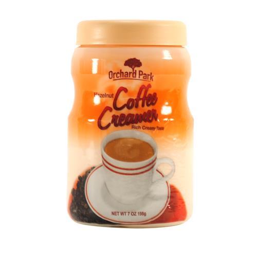 Wholesale Orchard Park Hazelnut Coffee Creamer