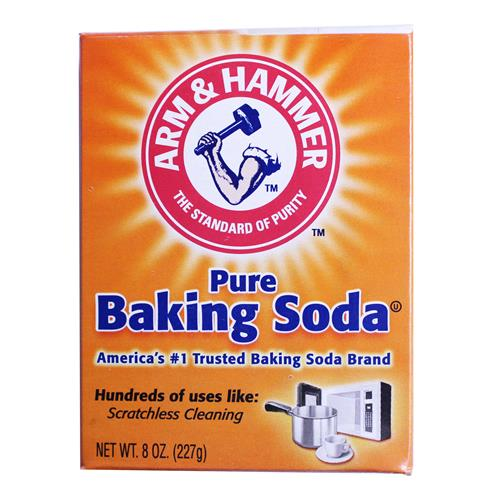 Wholesale ARM & HAMMER BAKING SODA 8OZ BOX